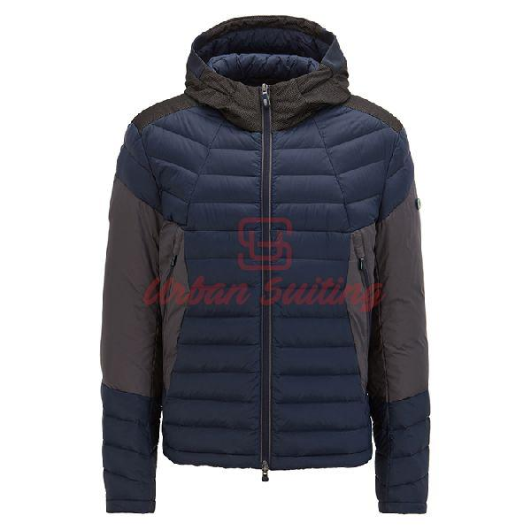 Down Filled Jacket Electromagnetic Wave Blocker