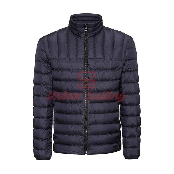 Slim Fit Down Jacket in Water Repellent
