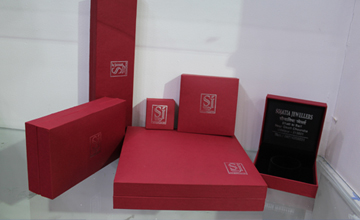 Paper Packaging Boxes 01