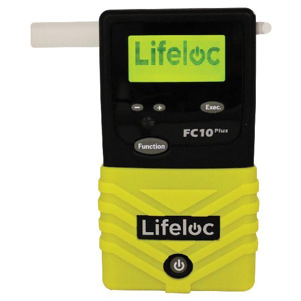 Alcohol Breath Analyser (FC10 plus)