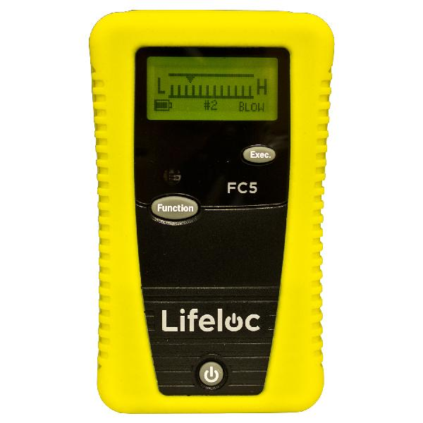 Alcohol Breath Analyser (FC5)