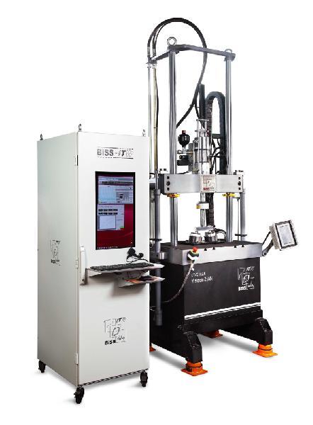 MaKron Servo-Hydraulic Testing Machine