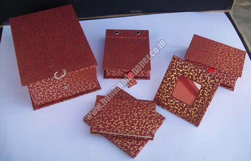 Handmade Paper Corporate Gift Set