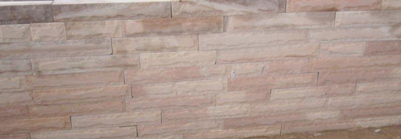 Sandstone Walling