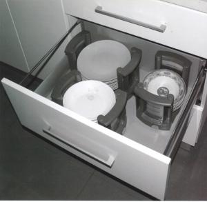 Kitchen Midway Unit