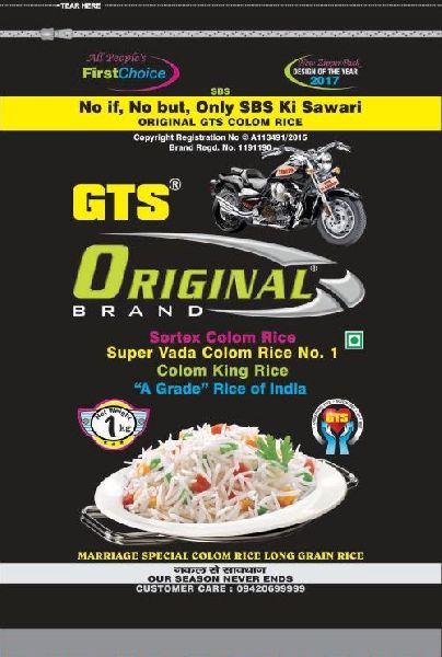 1 Kg GTS Original Colom Rice 01