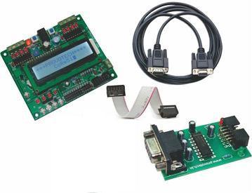 CoRe51 + Serial Programmer