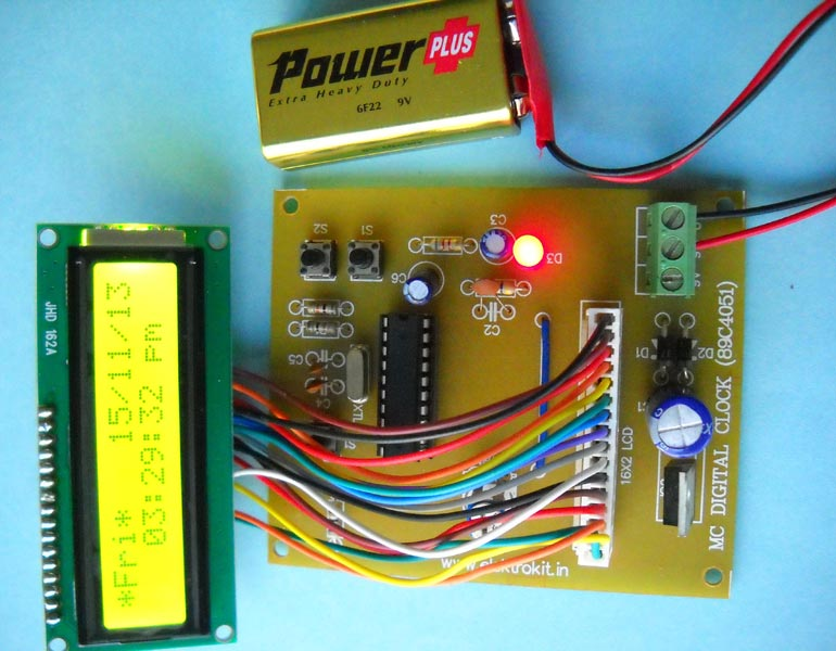Embedded Electronic Project Kit,Embedded Electronic Projects India
