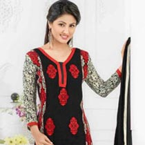 Ladies Long Churidar Suits