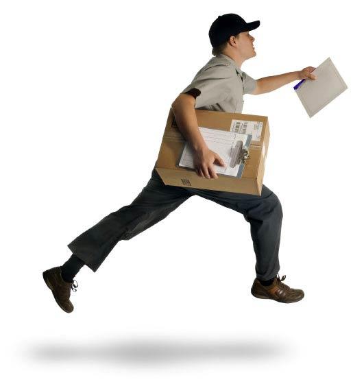 Courier & Parcel Services