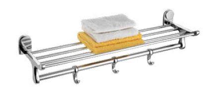 BR-608 SL Brio Towel Rack