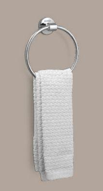 EU-802 Euro Towel Rings