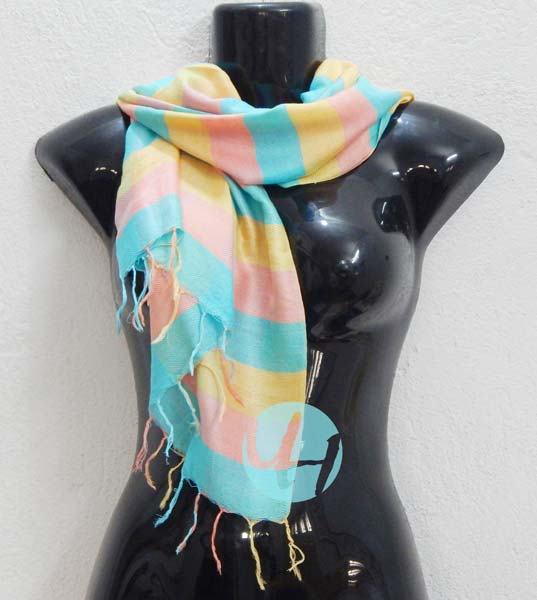 Handmade Cotton Printed Scarves