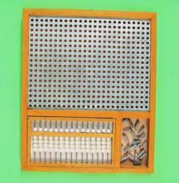 Arithmetic & Abacus Frame