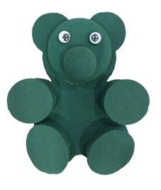 Oasis Foam Teddy Bear