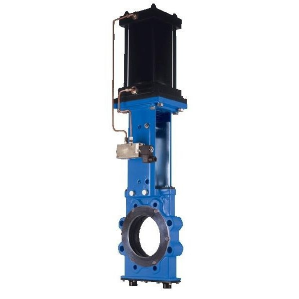 Flexible Heavy Duty Slurry Knife Gate Valve