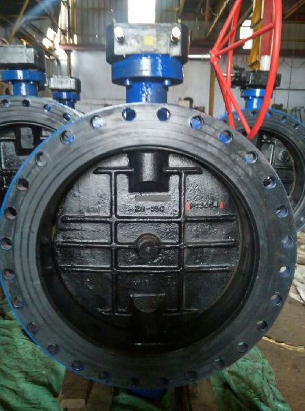Rubber Lined Wafer Type Butterfly Valve 01