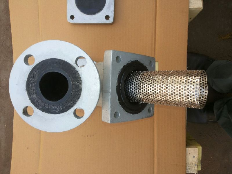 Rubber Lined Y Type Strainer