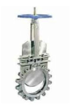 Single Piece Design Knife Gate Valves