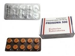 Prosoma 500mg Tablets