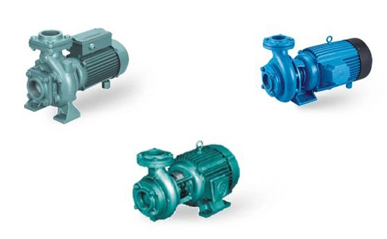 CRI Centrifugal Monoblock Pump (CH, CS & BP Series)