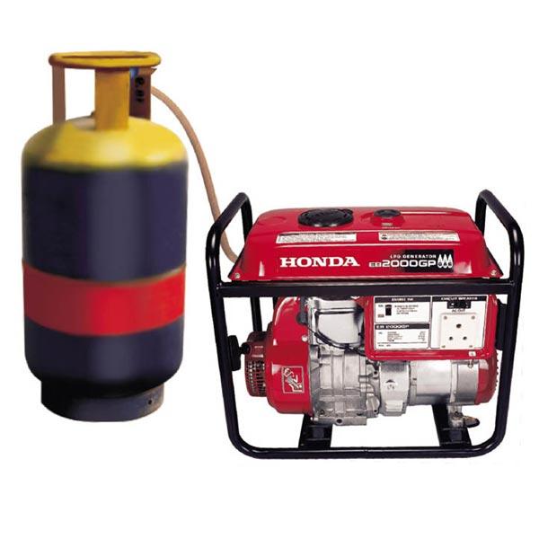 Honda LPG Generator (EB 2000GP)