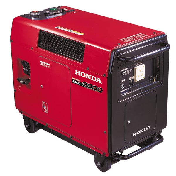Honda Kerosene Generator (EXK 2000)