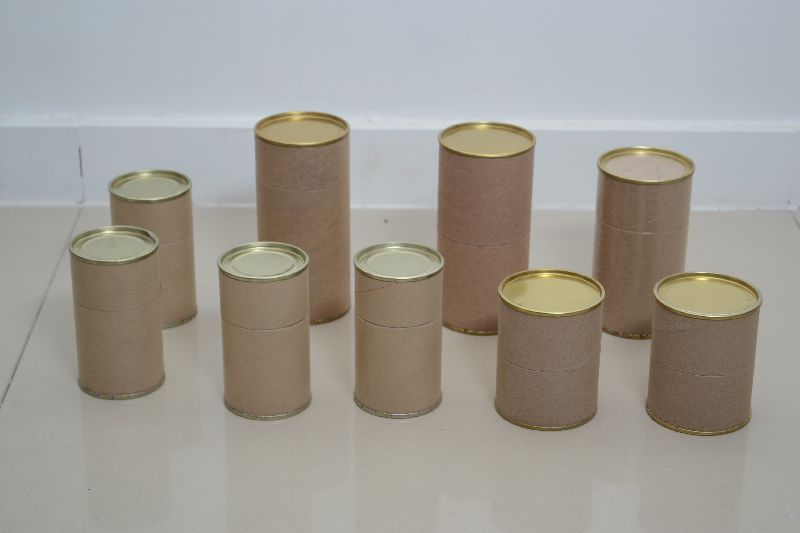 Paper Tube Containers 01