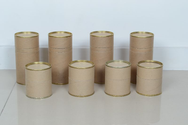Paper Tube Containers 02