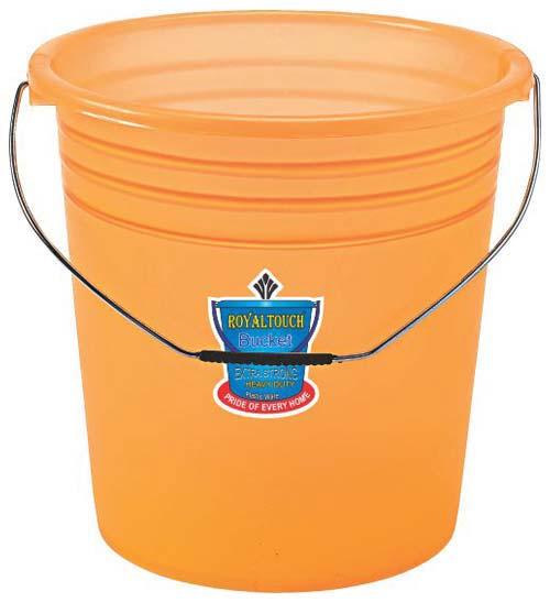111 Pearl Plastic Frosty Bucket