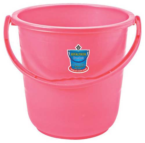 16 Ring Plastic Frosty Bucket