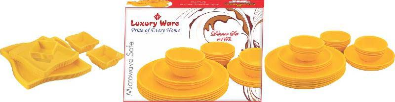 Microwavable Plastic Bowl Set 04