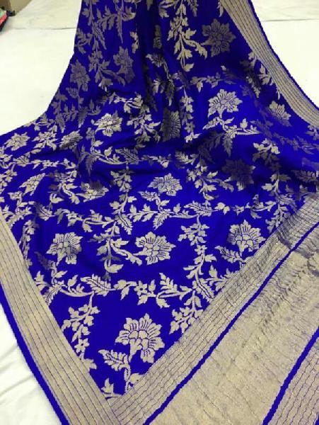 Banaras Pure Silk Dupatta 03