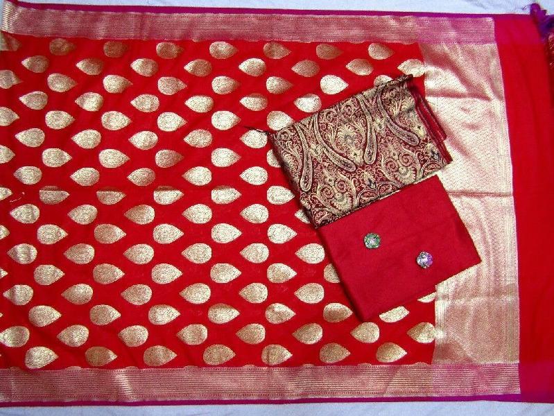 Banaras Suit Fabri 05