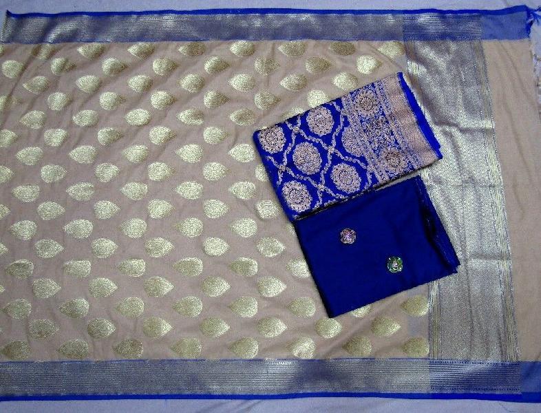 Banaras Suit Fabri 08