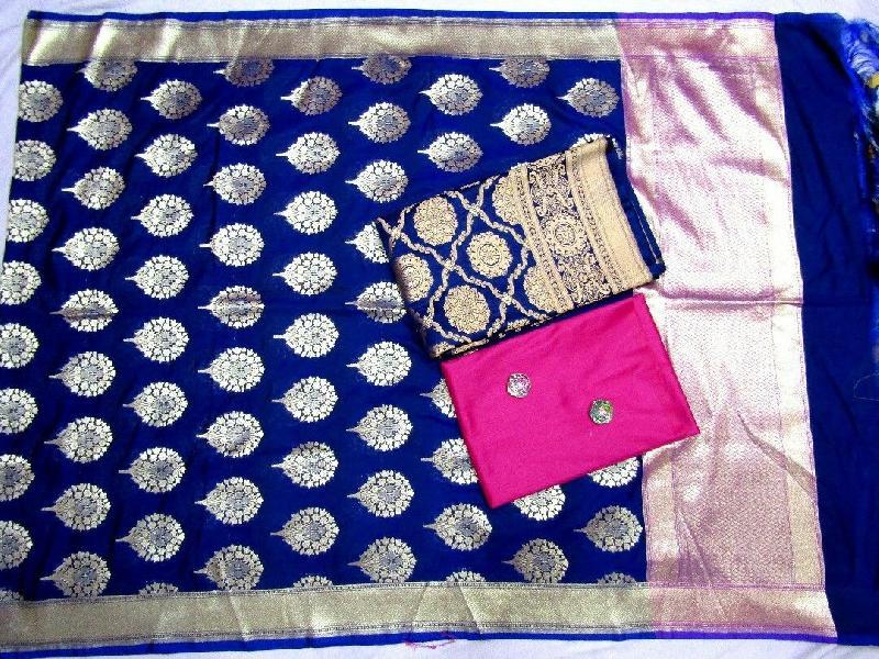 Banaras Suit Fabri 09