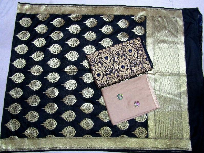 Banaras Suit Fabri 11
