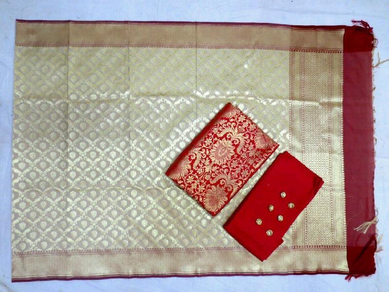 Banaras Suit Fabri 12