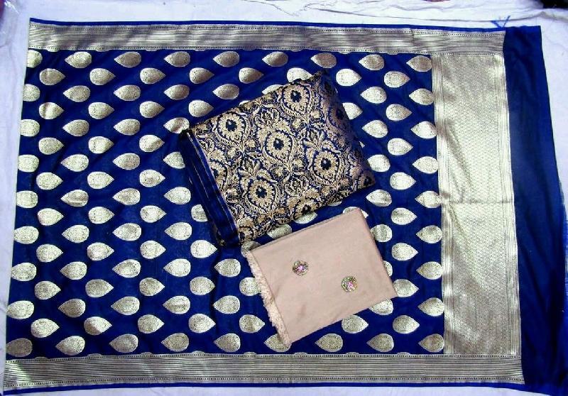 Banaras Suit Fabri 13