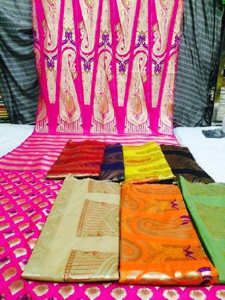 Banarasi Lahenga Kali Fabric 01