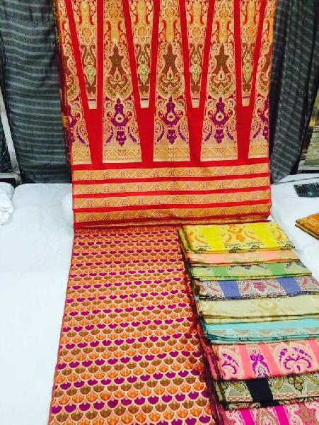 Banarasi Lahenga Kali Fabric 02