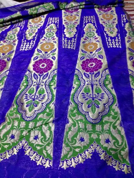 Banarasi Lahenga Kali Fabric 05