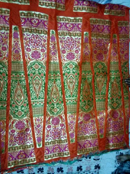 Banarasi Lahenga Kali Fabric 06