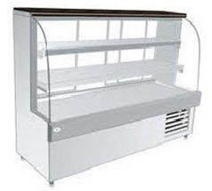 Stainless Steel Bakery Display Counter