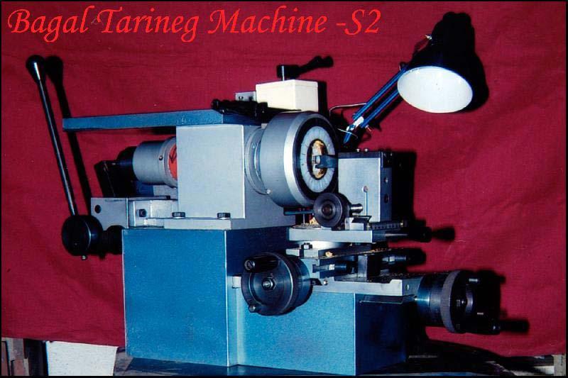 2 Axis  Plc Based Bangle Inside Turning & Finishing Machine
