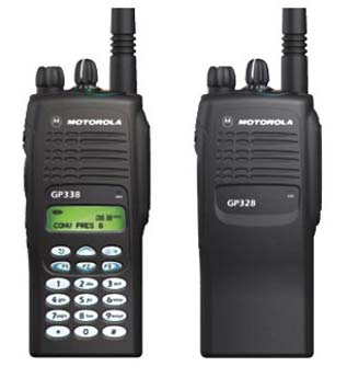 Motorola GP-328 Radio