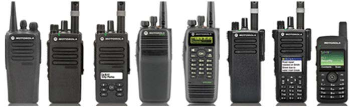 Digital Wireless Radios