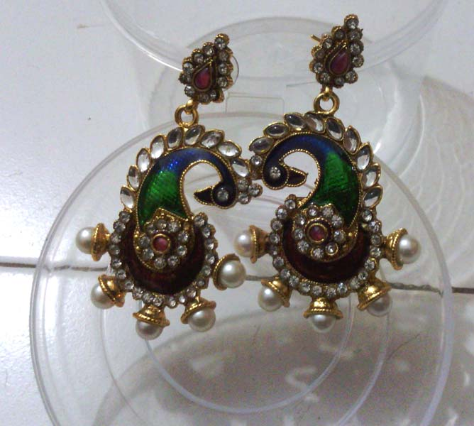 Fashion Earrings 02