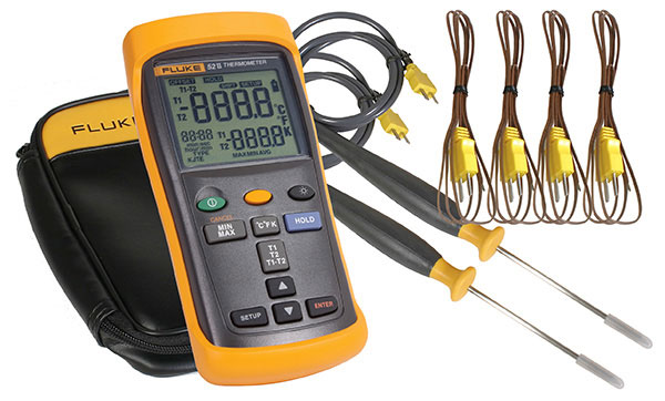 Handheld Digital Thermometer
