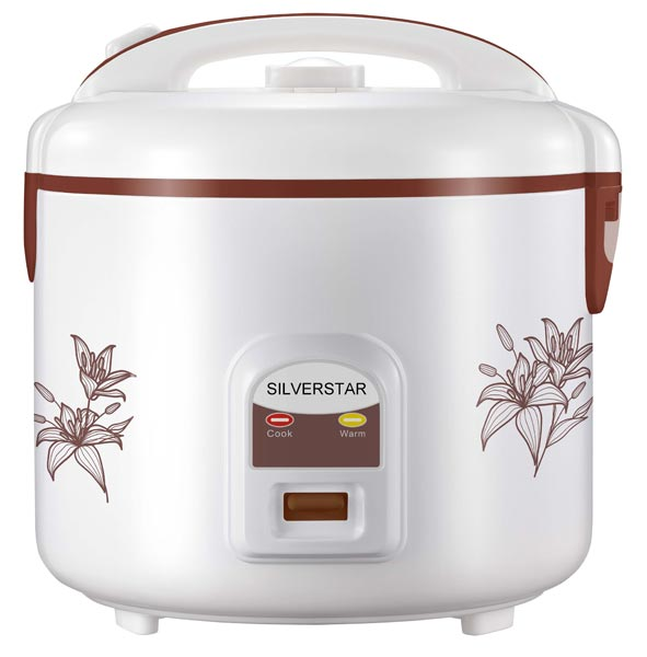 SSRC1803 Rice Cooker with Steam